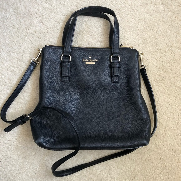 kate spade Handbags - Kate Spade Black Tote
